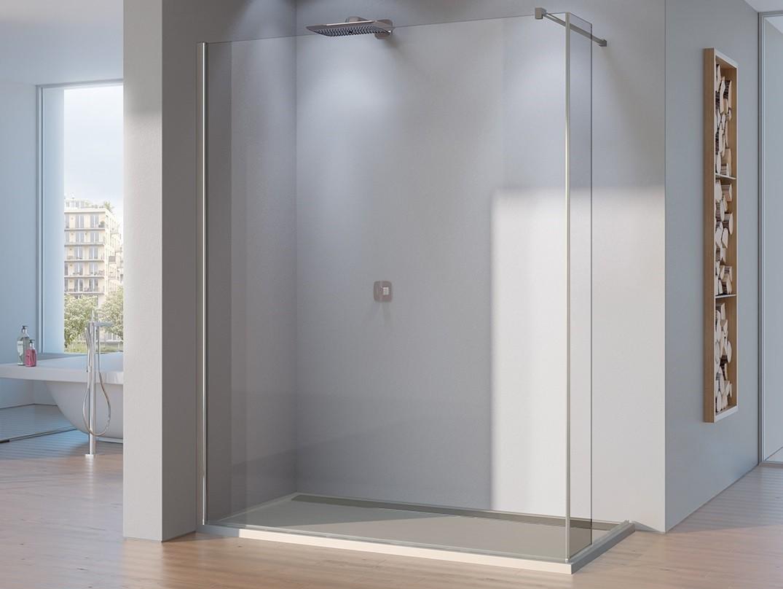 Full Size of Glaswand Dusche Duschtrennwand Walk In 160 200 Cm Bad Design Heizung Badewanne Mit Schulte Duschen Werksverkauf Hüppe Kleine Bäder Grohe Glastür Dusche Glaswand Dusche