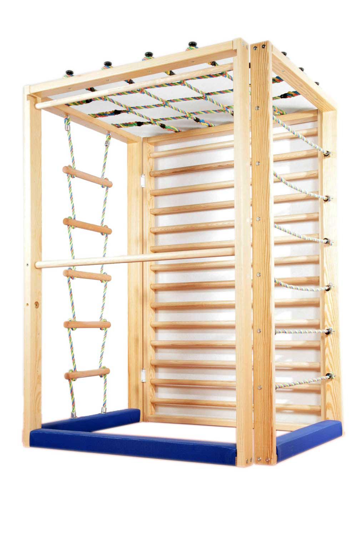 Full Size of Klettergerüst Indoor Klettergert Allround Kita Ausstatterde Garten Wohnzimmer Klettergerüst Indoor