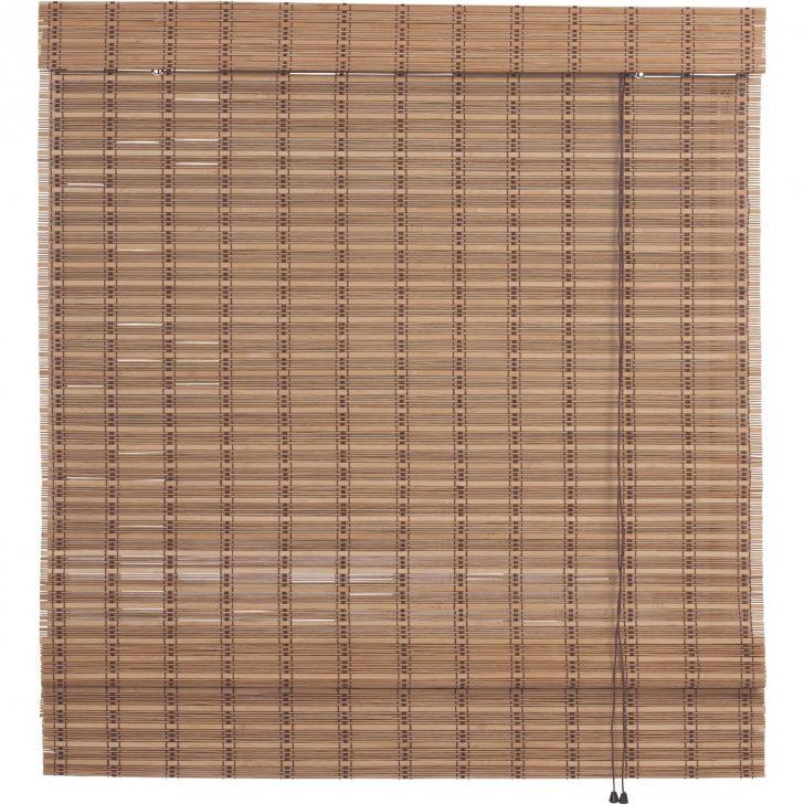 Medium Size of Bambus Sichtschutz Obi Raffrollo Mataro 60 Cm 160 Eiche Kaufen Bei Sichtschutzfolien Für Fenster Bett Regale Garten Wpc Im Nobilia Küche Einbauküche Wohnzimmer Bambus Sichtschutz Obi