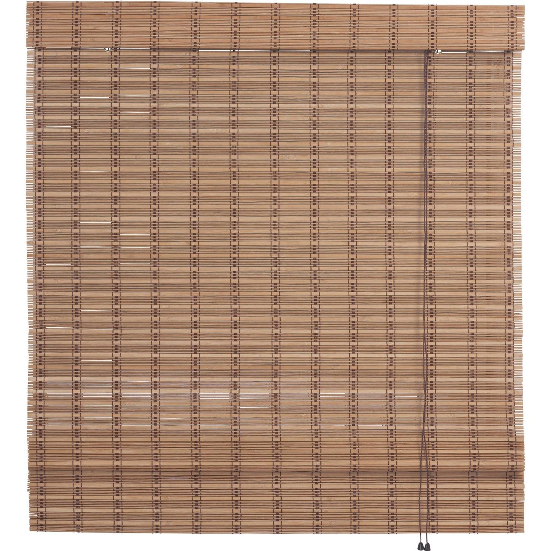Full Size of Bambus Sichtschutz Obi Raffrollo Mataro 60 Cm 160 Eiche Kaufen Bei Sichtschutzfolien Für Fenster Bett Regale Garten Wpc Im Nobilia Küche Einbauküche Wohnzimmer Bambus Sichtschutz Obi