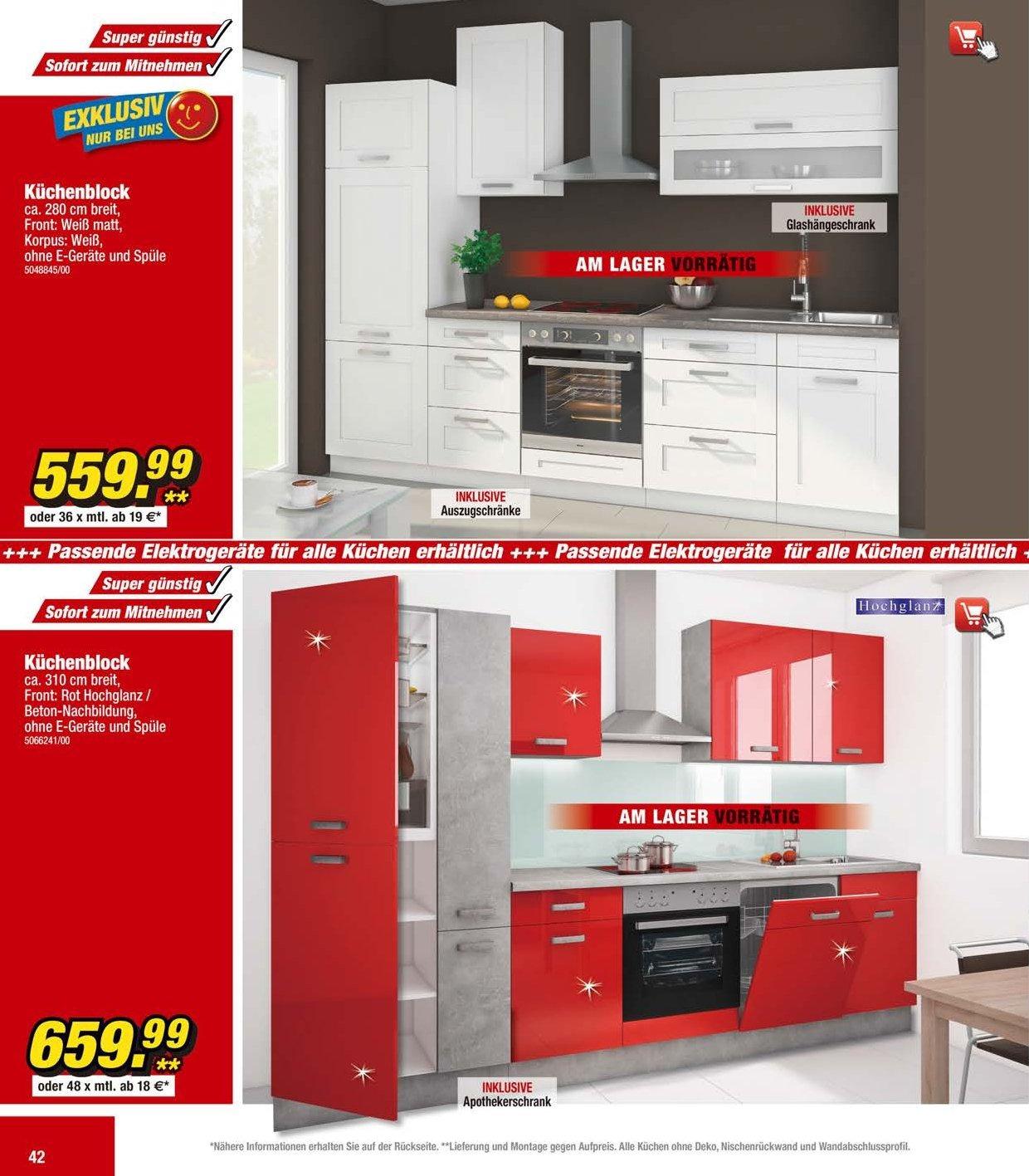 Full Size of Poco Küchen Kchen Prospekt 38 Inspirierend Grafik Bett Betten Big Sofa Küche Regal 140x200 Schlafzimmer Komplett Wohnzimmer Poco Küchen