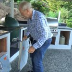 Outdoor Küche Bauen Modern Weiss Regal Möbelgriffe Kaufen Mit Elektrogeräten Alno Modulare Pentryküche Bodengleiche Dusche Einbauen Waschbecken Sitzgruppe Wohnzimmer Outdoor Küche Bauen