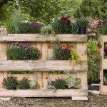 Sichtschutz Paletten Wohnzimmer Sichtschutz Paletten Bepflanzen So Gestalten Sie Ihren Eigenen Blickfang Garten Wpc Holz Bett Aus Kaufen Im Sichtschutzfolien Für Fenster Regale Europaletten