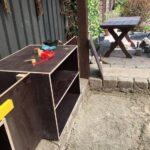 Outdoor Küche Selber Bauen Aussenkche Terrasse Bauanleitung Zum Selberbauen 1 2 Docom Pendelleuchte Mini Boxspring Bett Raffrollo Einbauküche Wandbelag Wohnzimmer Outdoor Küche Selber Bauen