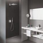 Grohe Smartcontrol Duschsystem Unterputz Mit Rainshower 310 Walk In Dusche Badewanne Duschen Kaufen Bidet Armatur Bodengleiche Schulte Werksverkauf Glastür Dusche Rainshower Dusche