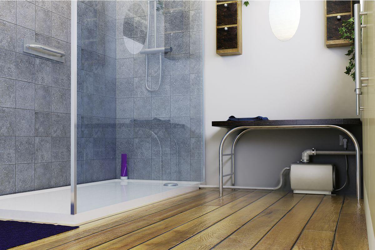 Full Size of Dusche Bodengleich Bodengleiche Berall Sanitrjournal Schulte Duschen Werksverkauf Nischentür Walkin Hüppe Fliesen Glaswand Begehbare Glasabtrennung Dusche Dusche Bodengleich