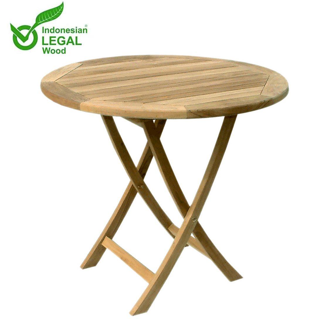 Large Size of Gartentisch Klappbar Teak Tisch Klapptisch 120cm Mojawode Ausklappbares Bett Ausklappbar Wohnzimmer Gartentisch Klappbar