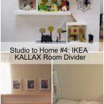 Ikea Raumteiler Studio To Home 4 Kallaraumteiler Welcome My Blog Regal Sofa Mit Schlaffunktion Küche Kosten Betten 160x200 Kaufen Bei Miniküche Modulküche Wohnzimmer Ikea Raumteiler