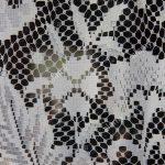 Gardine Häkeln Close Up Crochet Curtains Stockfotos Gardinen Für Die Küche Wohnzimmer Schlafzimmer Fenster Scheibengardinen Wohnzimmer Gardine Häkeln