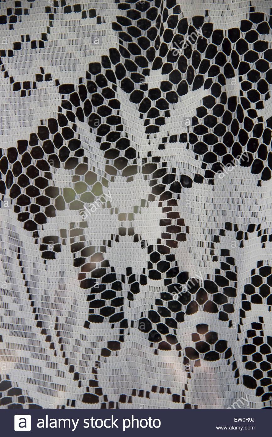 Full Size of Gardine Häkeln Close Up Crochet Curtains Stockfotos Gardinen Für Die Küche Wohnzimmer Schlafzimmer Fenster Scheibengardinen Wohnzimmer Gardine Häkeln