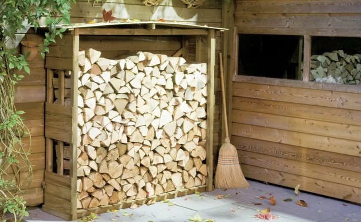 Medium Size of Gartenregal Holz Kaminholzregale Holzland Dostler Fr Bau Holzofen Küche Betten Cd Regal Sichtschutz Garten Esstische Massivholz Alu Fenster Preise Naturholz Wohnzimmer Gartenregal Holz