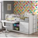 Kinderzimmer Hochbett Kinderzimmer Kinderzimmer Hochbett Lining In Wei Pharao24de Regal Regale Weiß Sofa