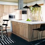 Kücheninsel Ikea Wohnzimmer Kchenblock Und Einbauschrnke Aus Holz In Moderner Modulküche Ikea Küche Kosten Betten Bei Kaufen Miniküche 160x200 Sofa Mit Schlaffunktion