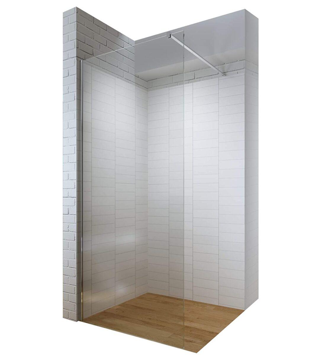 Large Size of Glastrennwand Dusche 100cm Walk In 10mm Duschwand Glas Duschabtrennung Bodengleiche Fliesen Siphon Badewanne Mit Grohe Behindertengerechte Glasabtrennung Dusche Glastrennwand Dusche