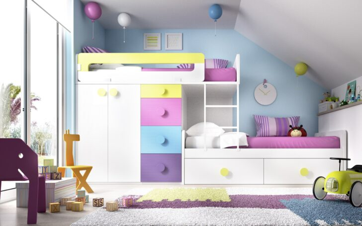 Medium Size of Hochbett Kinderzimmer Jump 317 Und Jugendzimmer Regal Sofa Regale Weiß Kinderzimmer Hochbett Kinderzimmer