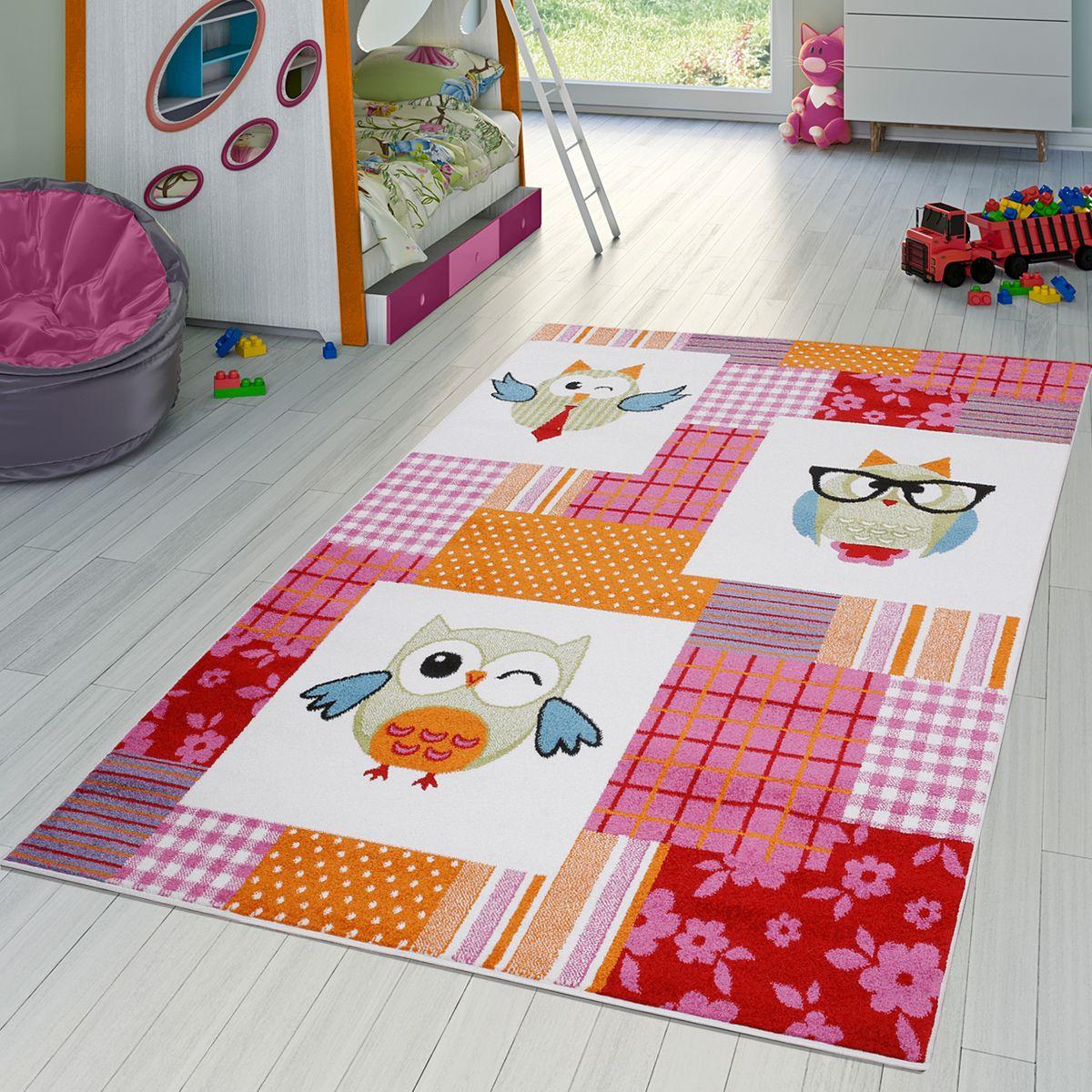 Full Size of Teppichboden Kinderzimmer Teppich Kariert Bunte Eulen Kurzflor Pink Grn Creme Sofa Regal Regale Weiß Kinderzimmer Teppichboden Kinderzimmer