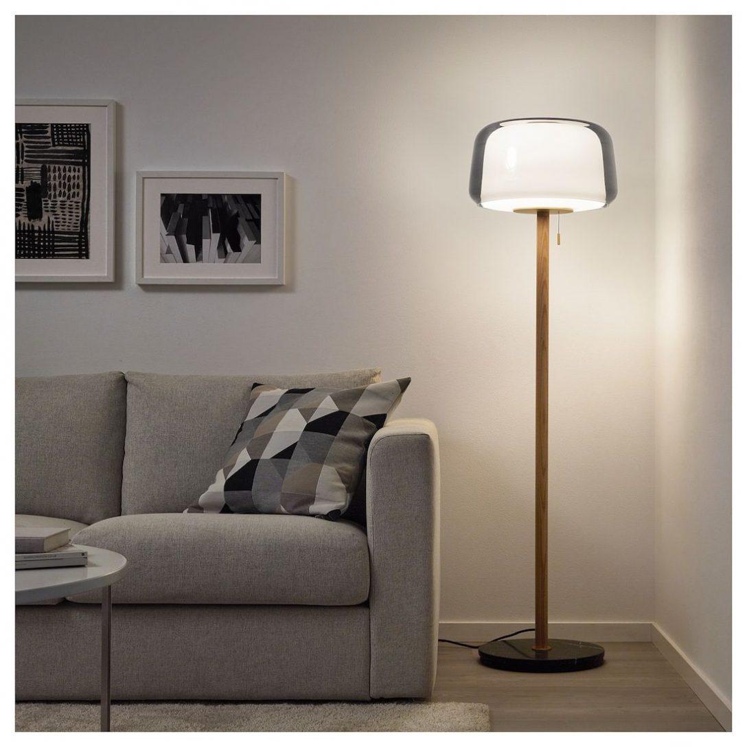 Large Size of Ikea Stehlampen Evedal Standleuchte Grau Marmor Küche Kosten Wohnzimmer Sofa Mit Schlaffunktion Modulküche Miniküche Betten Bei Kaufen 160x200 Wohnzimmer Ikea Stehlampen