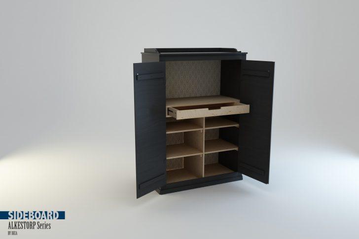 Medium Size of 3d Sideboard Arkelstorp Set Ikea Model Küche Mit Arbeitsplatte Modulküche Betten 160x200 Kaufen Kosten Sofa Schlaffunktion Bei Miniküche Wohnzimmer Wohnzimmer Ikea Sideboard