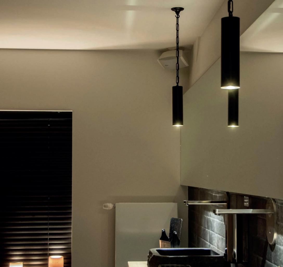 Large Size of Kcheninsel Hngeleuchte Rund Mit Warmen Und Funktionalen Licht Wohnzimmer Kücheninsel