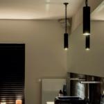 Kücheninsel Wohnzimmer Kcheninsel Hngeleuchte Rund Mit Warmen Und Funktionalen Licht