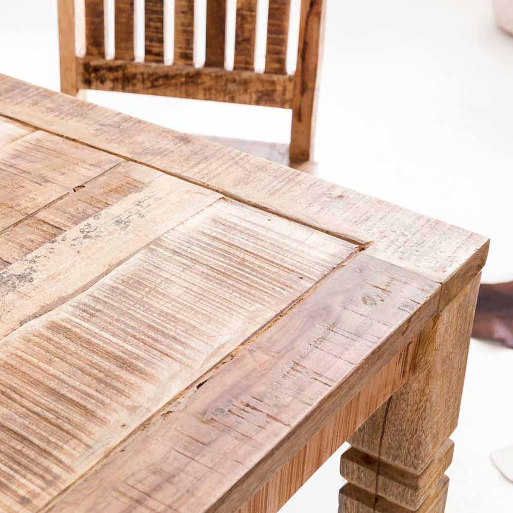 Full Size of Esstisch Rustikal Holz Massivholz Tisch Im Landhausstil Recers Wohnende Vollholzküche Bett 180x200 Designer Weiß Oval Bad Unterschrank Rund Holzbrett Küche Esstische Esstisch Rustikal Holz