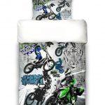 Bettwäsche Teenager Wohnzimmer Jugend Wende Bettwsche Ca 135x200 Cm Motocross Graffiti Beties Teenager Betten Für Bettwäsche Sprüche