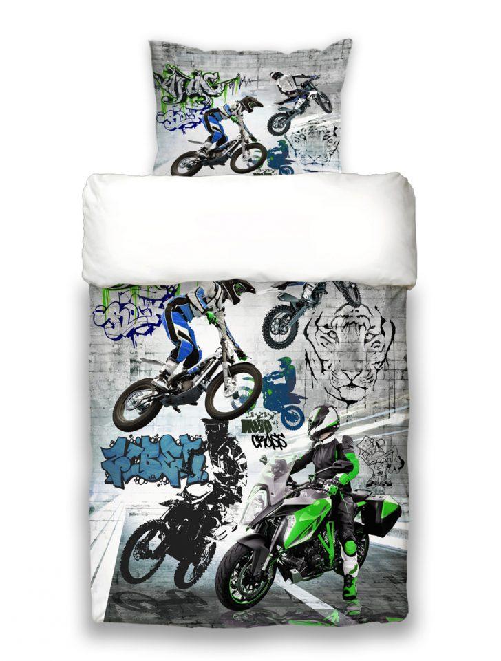 Medium Size of Jugend Wende Bettwsche Ca 135x200 Cm Motocross Graffiti Beties Teenager Betten Für Bettwäsche Sprüche Wohnzimmer Bettwäsche Teenager
