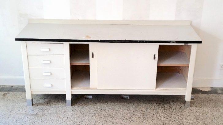 Medium Size of Kchenschrank Wei Landhausstil Inspirierend Kchenanrichte Wohnzimmer Küchenanrichte