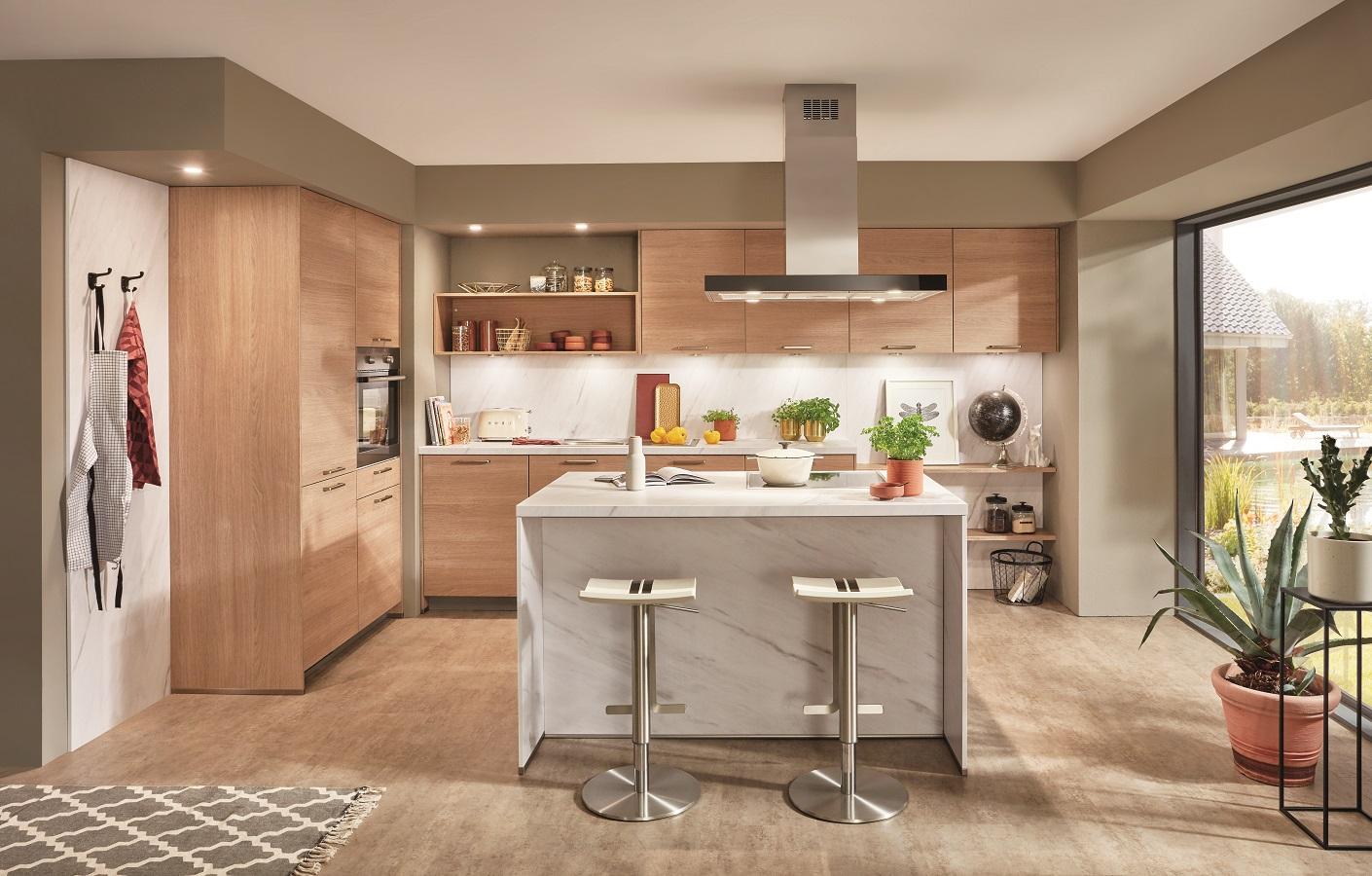 Full Size of Holzkchen Ms Einbaukchen So Wird Ihre Kche Zum Wohlfhlort Wohnzimmer Holzküchen