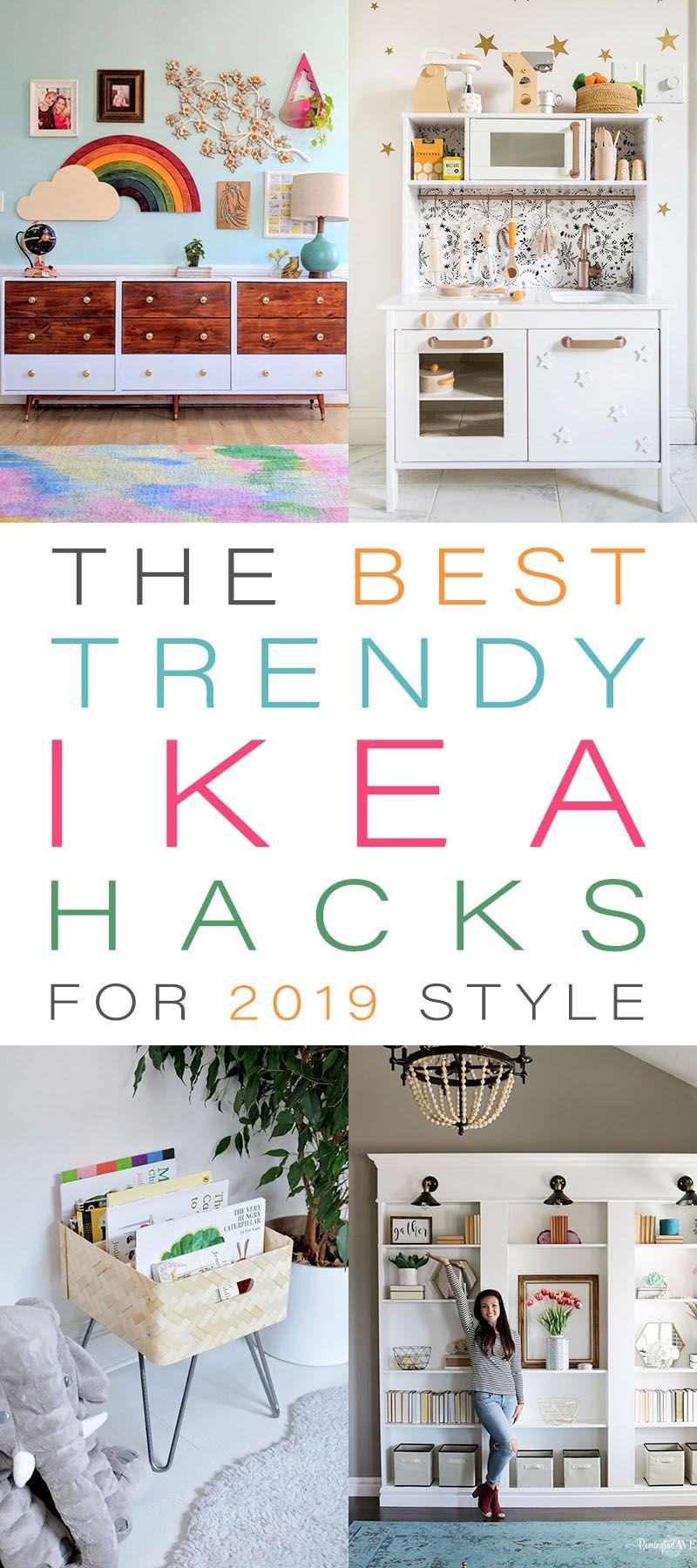 Full Size of Ikea Hacks The Best Trendy For 2019 Style Furniture Küche Kosten Miniküche Betten Bei Kaufen 160x200 Modulküche Sofa Mit Schlaffunktion Wohnzimmer Ikea Hacks