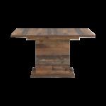 Vintage Esstisch Esstische Forte Clif Esstisch In Old Wood Nachbildung Starkem Charakter Massivholz Set Günstig Skandinavisch Weiß Ausziehbar Shabby Eiche Massiv Ausziehbarer Kaufen