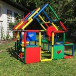 Quadro Klettergerüst Das Bauen Mit Dem Klettergerst Macht Einfach Spa Garten Wohnzimmer Quadro Klettergerüst