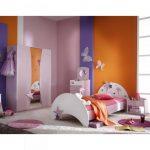 Thumbnail Size of Kinderbett Jugendbett Sternchen 90200 Lila Wei In Betten Bett Wohnzimmer Kinderbett Mädchen