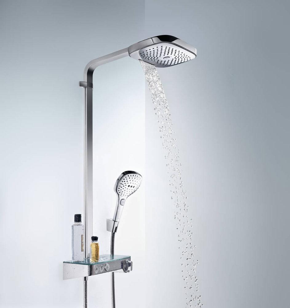 Full Size of Hansgrohe Duschsulen Duschsule Raindance Select E 300 3jet Duschsäulen Dusche Duschsäulen