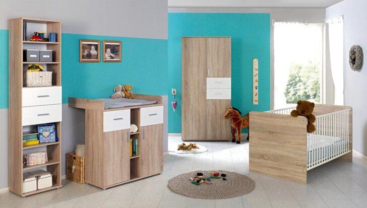 Medium Size of Komplett Kinderzimmer Babyzimmer Elisa 2 Maxim In Eiche Sonoma Wei Matt Dusche Set Schlafzimmer Günstig Komplette Badezimmer Massivholz Regal Weiß Günstige Kinderzimmer Komplett Kinderzimmer