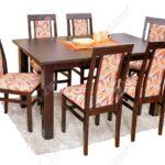 Stühle Esstisch Und Sthle Getrennt Auf Wei Lizenzfreie Fotos Rund Mit Stühlen Shabby Esstische Massiv Ausziehbar Oval Weiß 80x80 Holzplatte Altholz Esstische Stühle Esstisch
