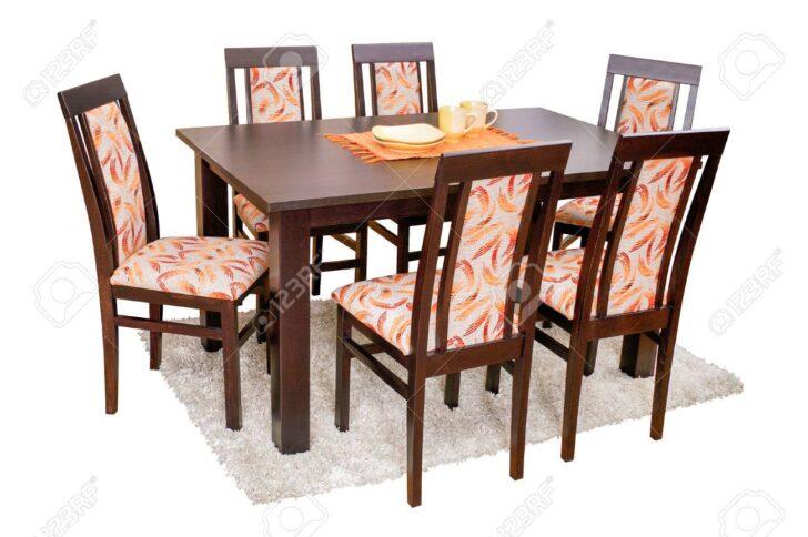 Medium Size of Stühle Esstisch Und Sthle Getrennt Auf Wei Lizenzfreie Fotos Rund Mit Stühlen Shabby Esstische Massiv Ausziehbar Oval Weiß 80x80 Holzplatte Altholz Esstische Stühle Esstisch