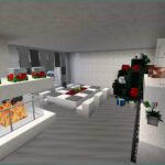 Minecraft Küche Wohnzimmer Minecraft Küche 35 Einzigartig Wohnzimmer Frisch Arbeitstisch Einbauküche Günstig Abfalleimer Industrielook Hochglanz Tresen Mit E Geräten Vorratsschrank