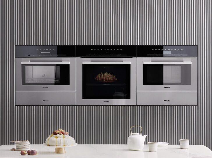 Medium Size of Neue Miele Generation 7000 Zukunft Der Einbaugerte Komplettküche Küche Wohnzimmer Miele Komplettküche