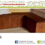 Heimwerkerin Baut Eine Eckbank Youtube Fussballtor Garten Holzhaus Paravent Schaukel Für Gartenüberdachung Rattanmöbel Holzofen Küche Sofa Mit Holzfüßen Wohnzimmer Garten Eckbank Holz