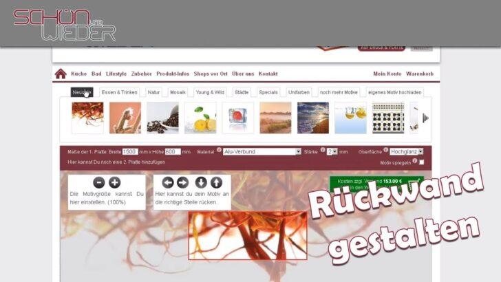 Medium Size of Glasbild 120x50 Individueller Spritzschutz Fr Kche Und Bad Hier Gestalten Glasbilder Küche Wohnzimmer Glasbild 120x50