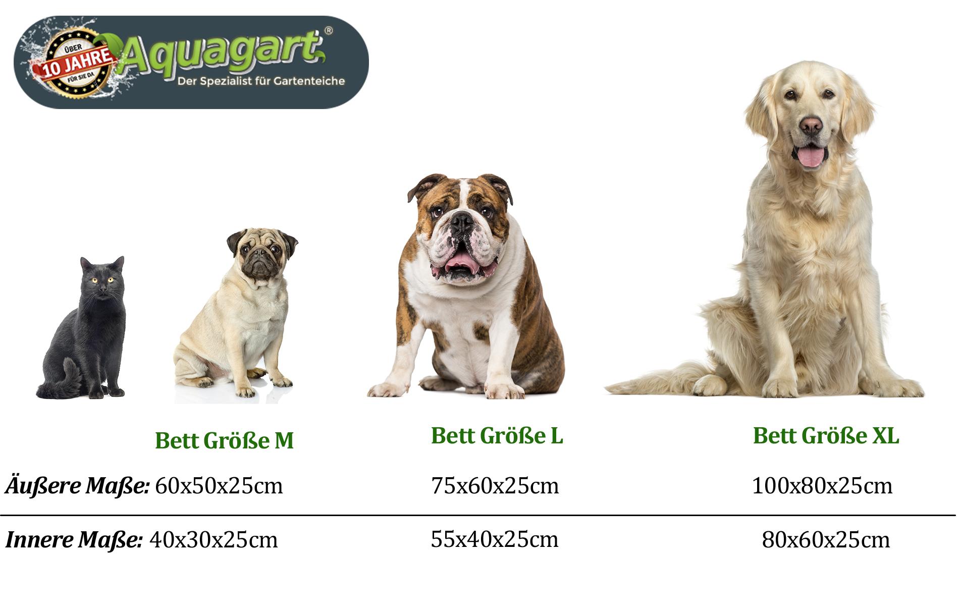 Full Size of Hundebett Wolke 125 Aquagart Orange M 60 50cm Hundekissen Hundebetten Wohnzimmer Hundebett Wolke 125