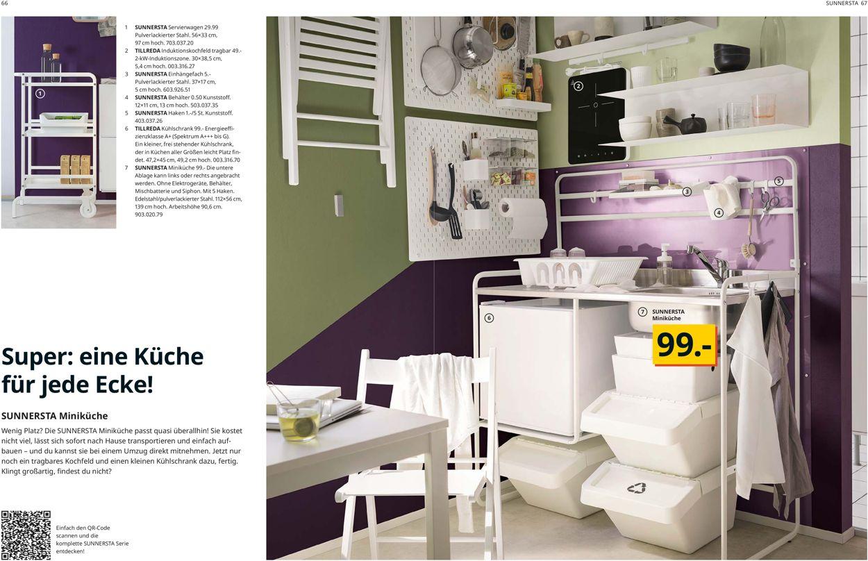 Full Size of Ikea Aktueller Prospekt 2608 31012020 34 Jedewoche Rabattede Betten 160x200 Küche Kaufen Bei Kosten Modulküche Miniküche Sofa Mit Schlaffunktion Wohnzimmer Ikea Miniküchen