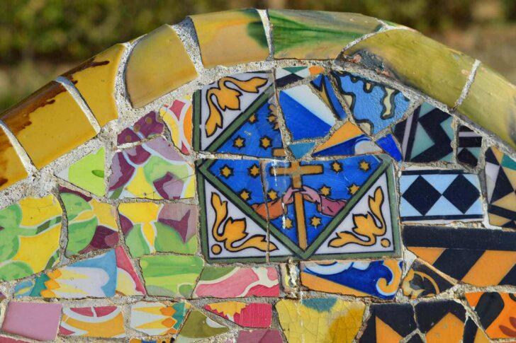 Medium Size of Mosaikbrunnen Selber Bauen Gartengestaltung Mit Mosaik Wie Sie Es Machen Und Tipps Dusche Einbauen Bett Zusammenstellen Pool Im Garten Fenster Einbauküche Wohnzimmer Mosaikbrunnen Selber Bauen