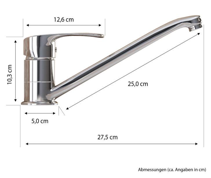 Medium Size of Vilstein Armatur Mischbatterie Fr Sple Waschbecken Wasserhahn Küche Wandanschluss Bad Für Wohnzimmer Wasserhahn Anschluss