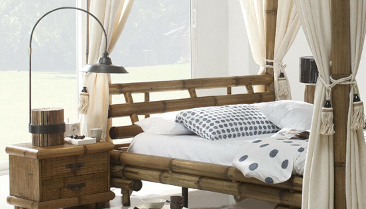 Full Size of Bambus Himmelbett 140x200 Honigantik Doppelbett Kingsize Bett Mit Matratze Und Lattenrost Sonoma Eiche Betten Günstig Rauch Weiß Bettkasten Kaufen Weißes Wohnzimmer Himmelbett 140x200