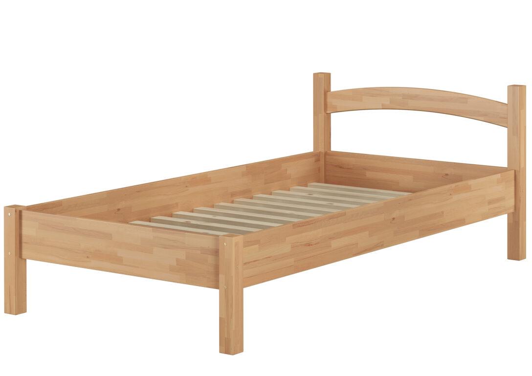 Large Size of Futonbett 100x200 Massivholzbett Holzbett Buche Natur Real Betten Bett Weiß Wohnzimmer Futonbett 100x200