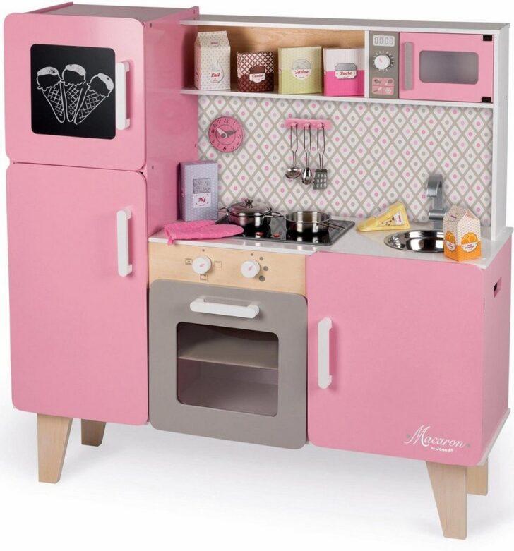 Medium Size of Janod Spielkche Macaron Maxi Holz Kinder Spielküche Wohnzimmer Spielküche