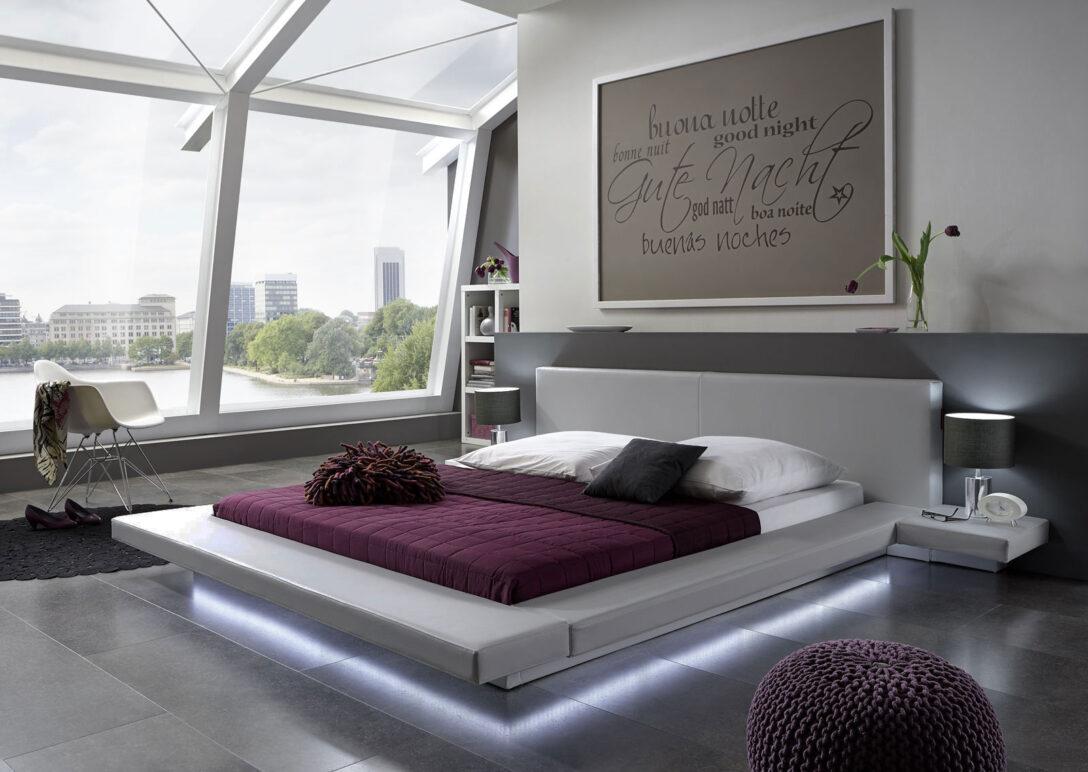 Large Size of Polsterbett 200x220 Wasserbetten Europacom Euro Perla 200 220 Cm Grau Led Bett Betten Wohnzimmer Polsterbett 200x220