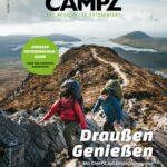 Klettergerüst Canyon Ridge Wohnzimmer Campz Magazin F S 18 By Klettergerüst Garten